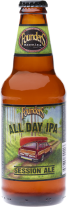 All Day IPA was the last beer added to Founders' regular lineup.