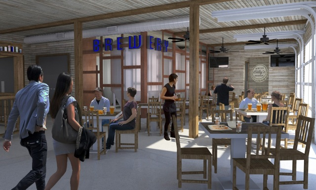 What we can expect to see inside the new Uncle Billy's.