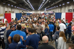 Big Texas Beer Fest Crowd