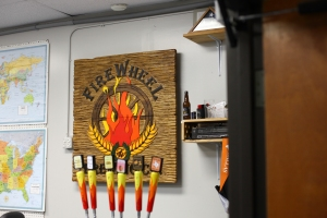 FireWheel Brewing Logo