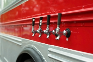 Beerliner external tap handles