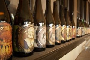 Jester King Brewery bottles