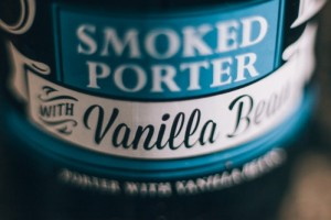 Stone Brewing Smoked Porter with Vanilla Bean