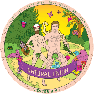Jester King and Prairie Artisan Ales Natural Union