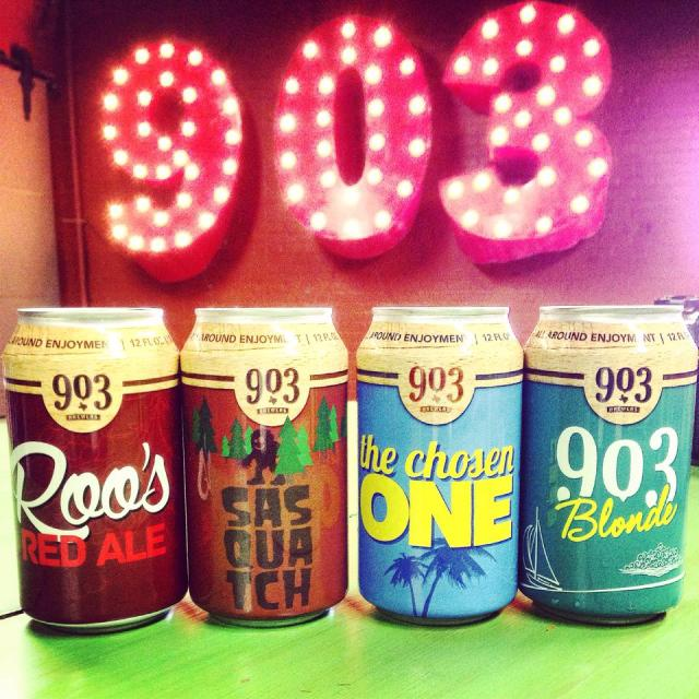 903 cans