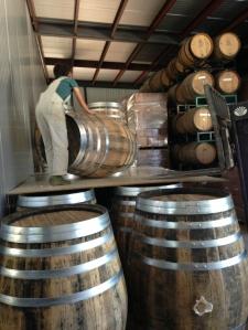 Jester King Brewery French Brandy Barrels
