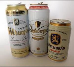 German Pils Assortment (photo courtesy of www.soccerphile.com)