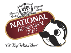 """""""Natty Boh"""" a very famous Bohemian Pils in Baltimore (label courtesy of tiger.towson.edu)"""