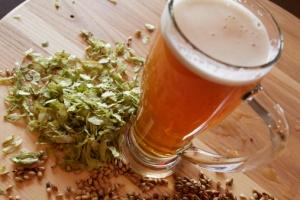 Simplicity hops malts beer
