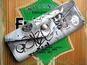Flying Dog Gonzo Womens Wallet