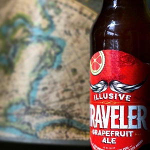 Illusive Traveler Grapefruit Shandy Traveler Beer Company