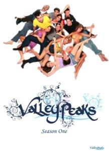 Valley Peaks Poster