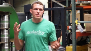 Audacity Co-Owner Doug Smith
