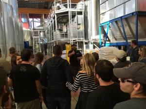 lagunitas brew tour