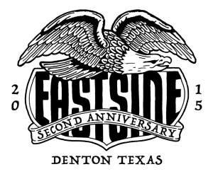 East Side Anniversary Logo