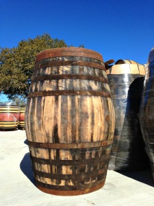 Sherry Barrel for Atrial Rubicite